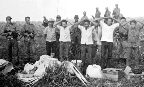 """Enforced disappearance of members of the """"Guerrilha do Araguaia"""", Brazil"""